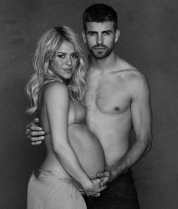 Gerard y Shakira