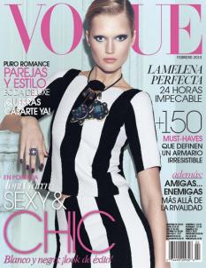 Vogue rayas