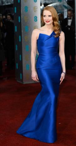 Jessica Bafta 2013