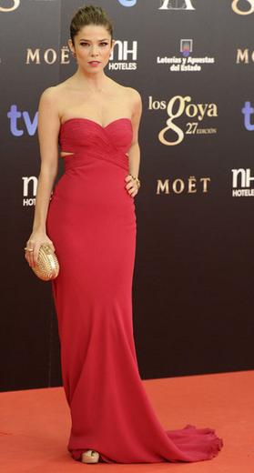 Juana Acosta Goya 2013