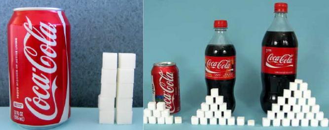 Coca Cola Azucar