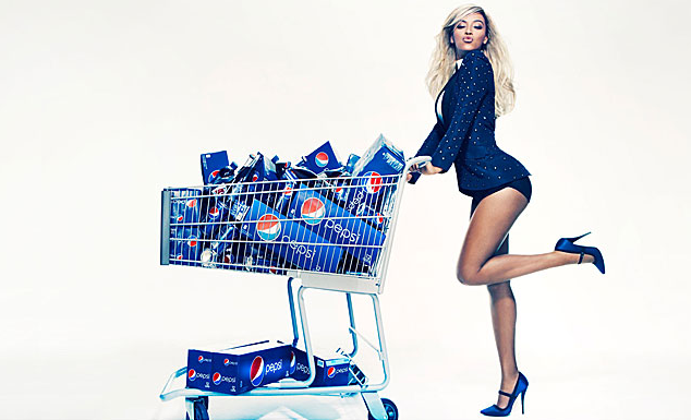 Beyonce y Pepsi